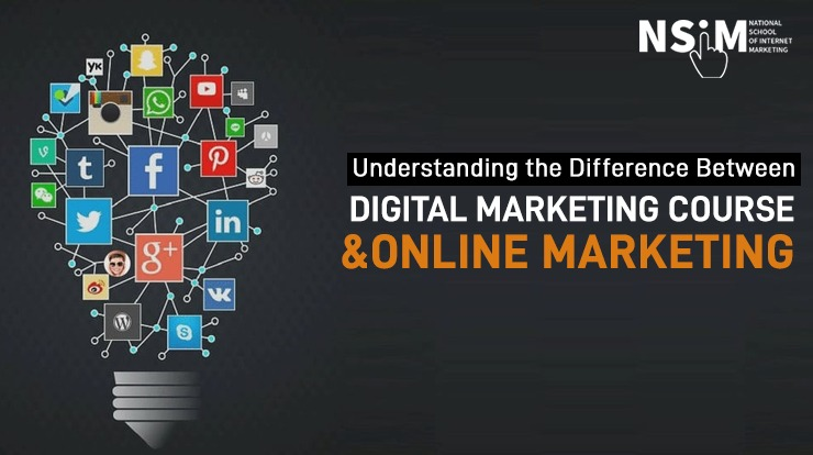 Digital Marketing Course & Online Marketing