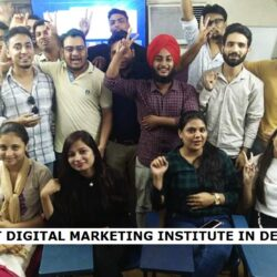 Best Digital Marketing Institute in Delhi