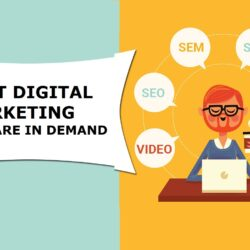 What digital marketing skills are in demand