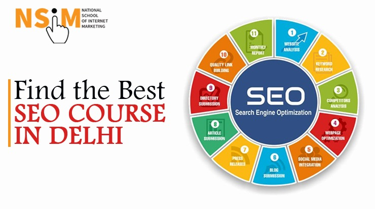 Best SEO Course in Delhi