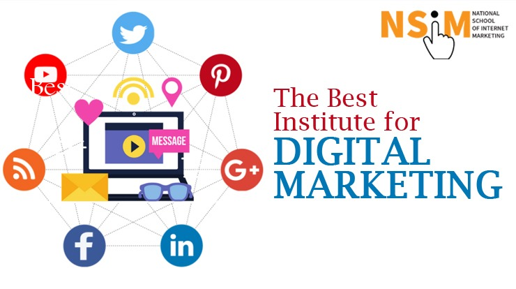 Best Institute for Digital Marketing