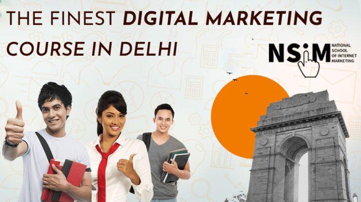 best digital marketing course in south Delhi