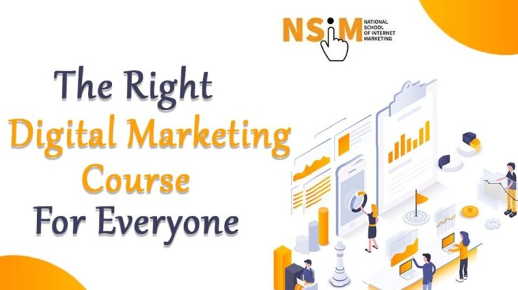 The Right Digital Marketing Course for Everyone