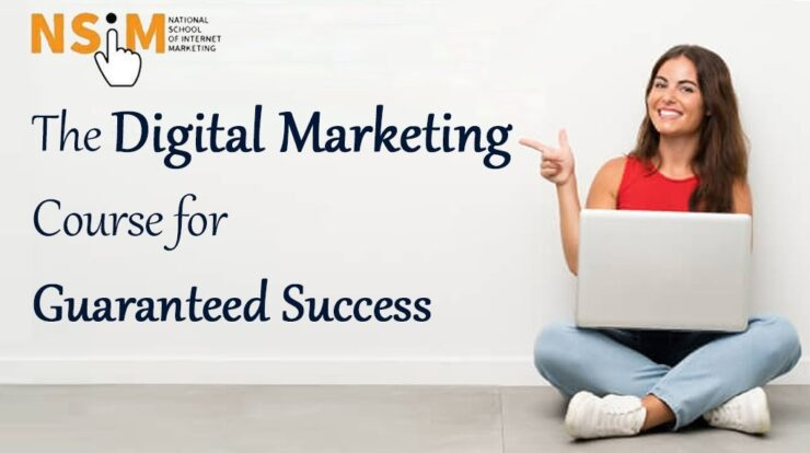 Digital Marketing Course for Guaranteed Success