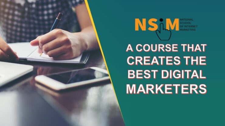 A Course that Creates the Best Digital Marketers