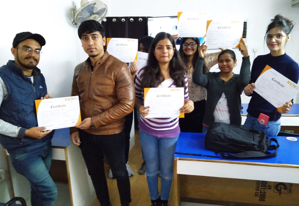 Digital Marketing Course in Delhi Batch 12
